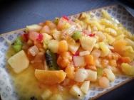 brunoise-fruits